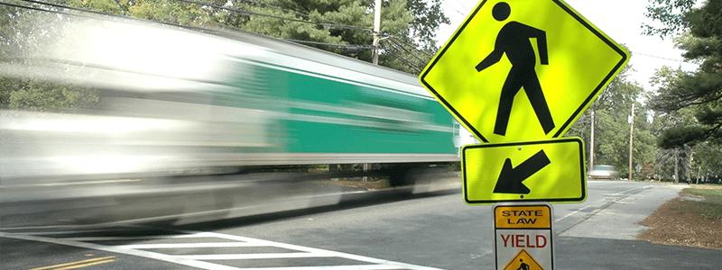 Stockton Pedestrians in Truck Accidents