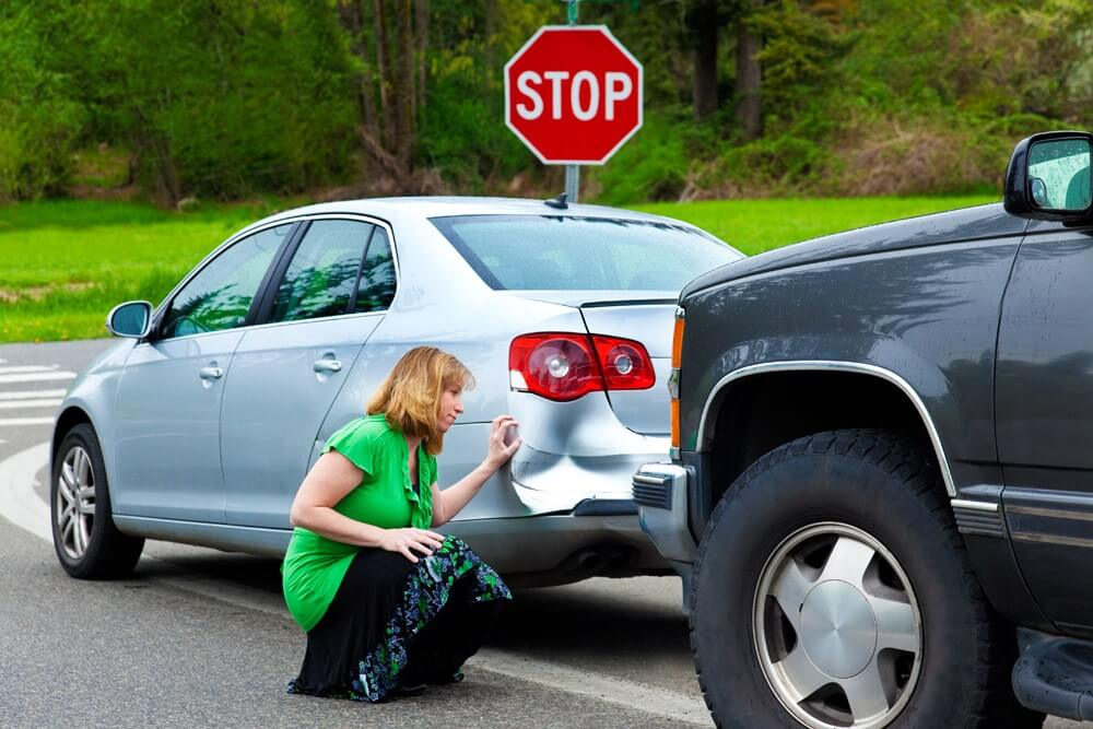 Are Some Car Accidents Clearly The Fault Of The Other Driver?