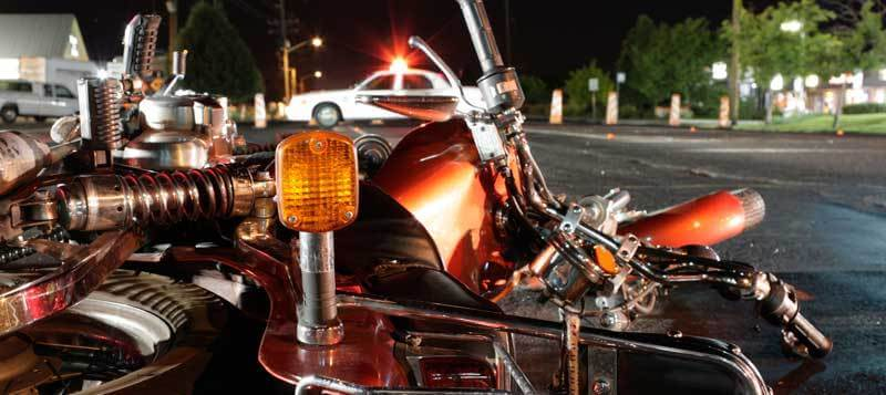 A CHP Officer Was Injured on Highway 180 in Motorcycle Collision