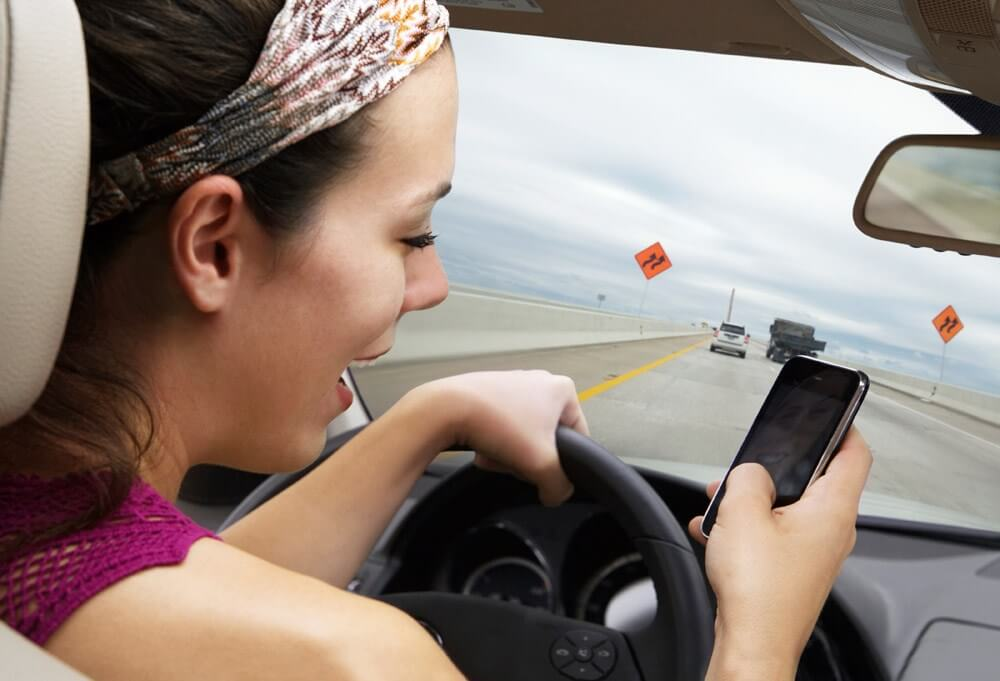 New Law Aimed at Preventing Texting While Driving