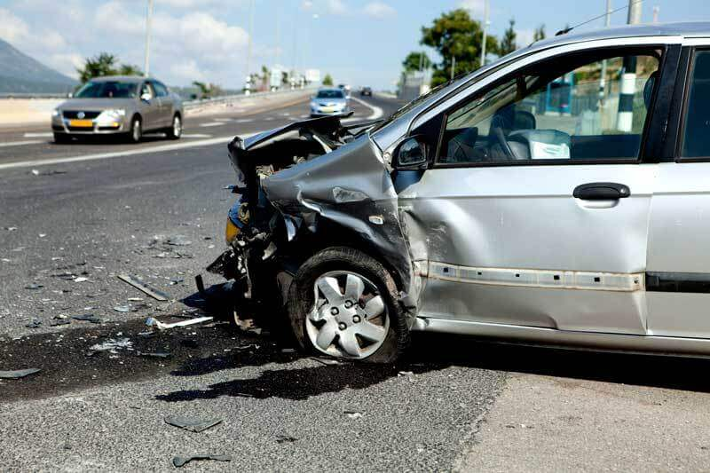 Stockton, CA – Injuries Reported in Crash on Arch Rd