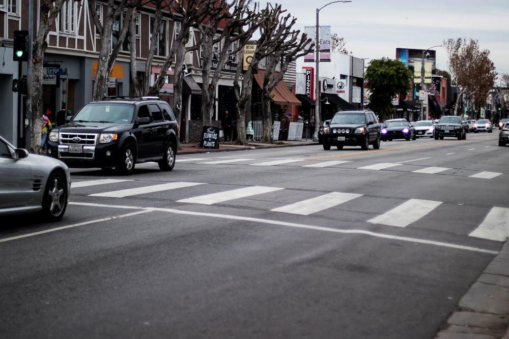 Stockton, CA – Accident on El Dorado St Leaves Pedestrian Injured