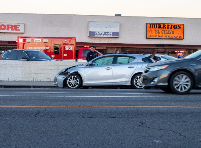 Stockton, CA – Accident on Washington St Results in Injuries