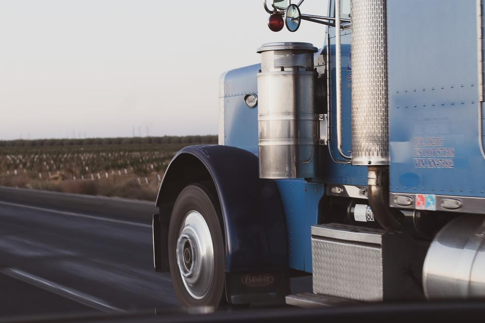 Bakersfield, CA – One Killed In Truck Accident on Famoso Porterville Highway