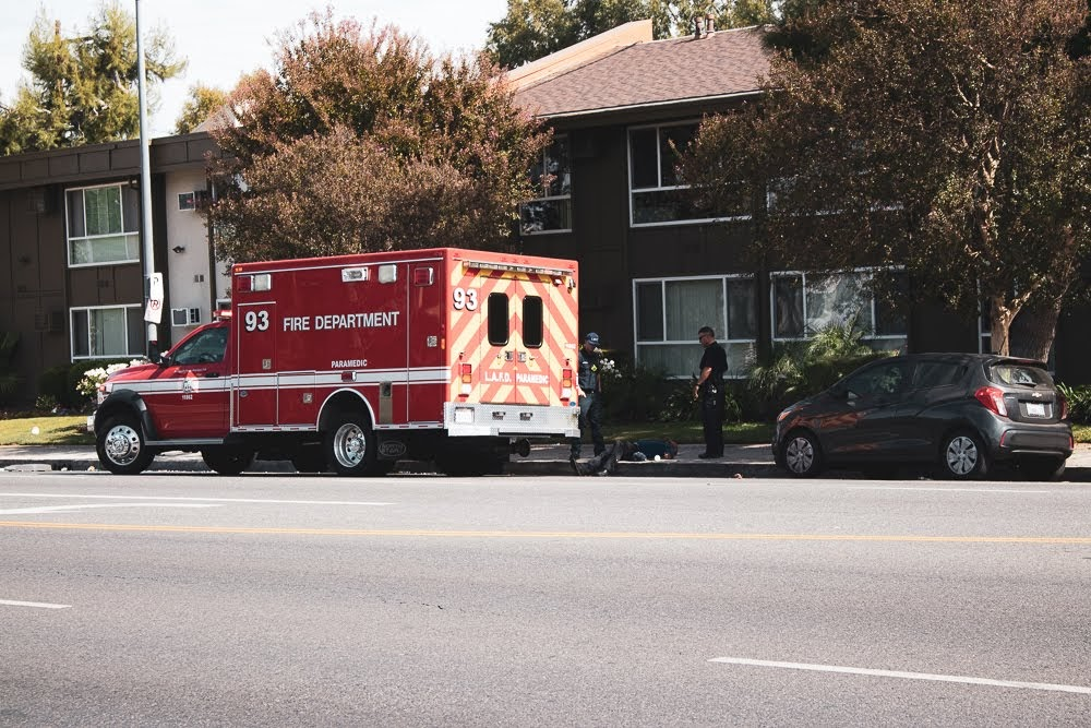 Valley Springs, CA – Motorcycle Collides with Minivan on Highway 26 near Double Springs Road, Two Seriously Hurt