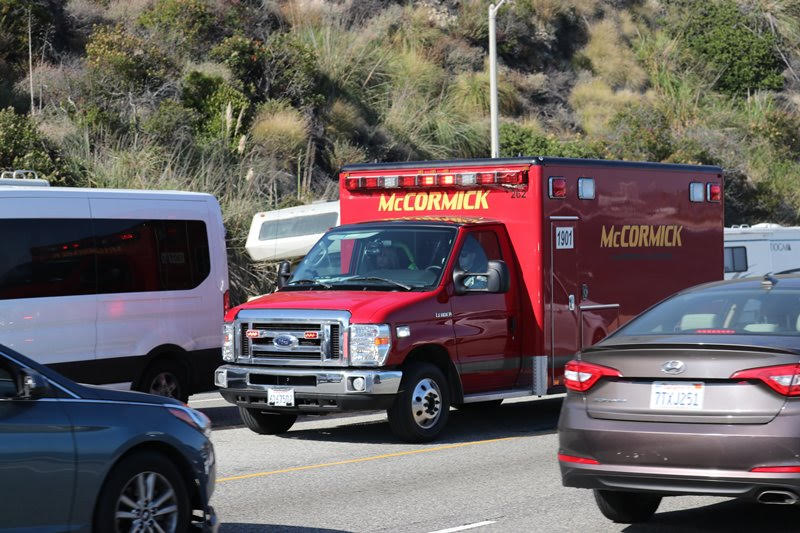 Bakersfield, CA – Fatal Pedestrian Crash on 4th St near Great Castle Chinese