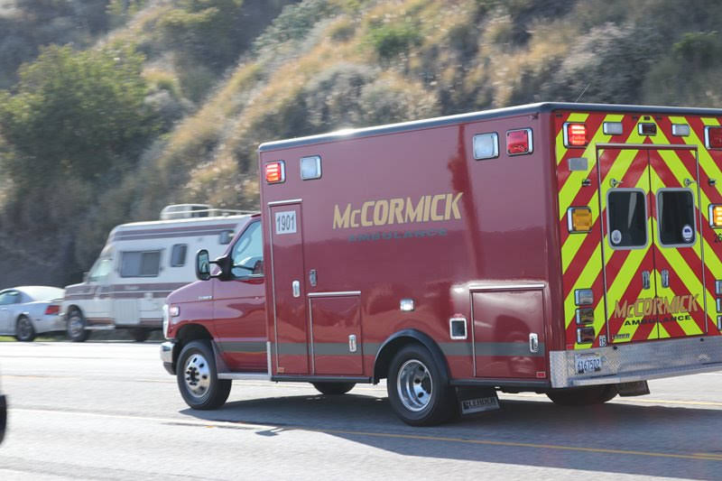 Stockton, CA – Injuries Reported in Car Accident on I-5 near Monte Diablo Ave