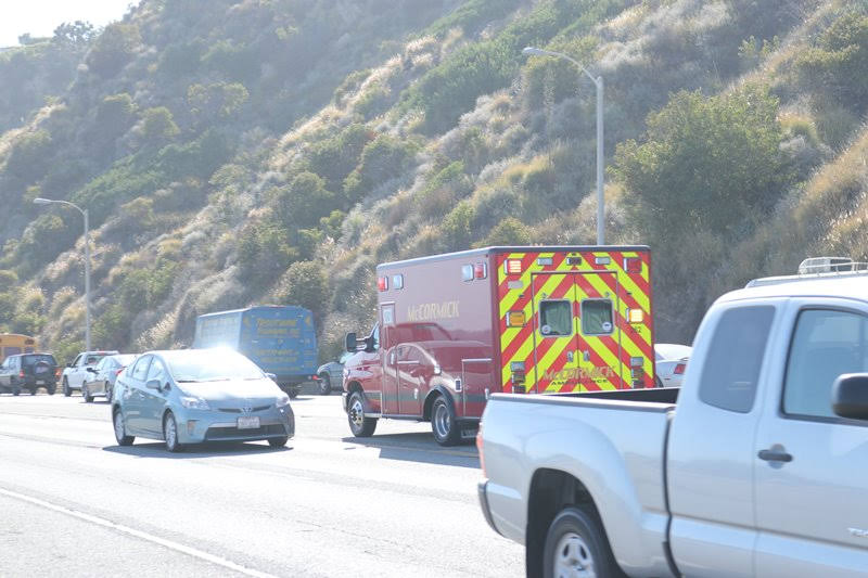 Stockton, CA – Car Wreck Ends in Injuries at W March Ln & Pacific Ave
